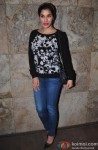 Sophie Choudhary At The Special Screening Of 'Bobby Jasoos'