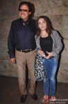 Sanjay Khan Attends The Special Screening Of Bobby Jasoos