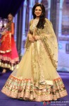 Stunning Sridevi Poses As The Showstopper For Golecha Jewels At IIJW