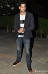 Actor Sidharth Malhotra Attends The Success Party Of Ek Villain