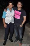 Ankit Tiwari Poses With Mohit Suri At The Success Party Of Ek Villain