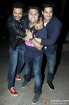 Villains Riteish, Mohit & Sidharth Share A Warm Moment At The Success Party Of Ek Villain