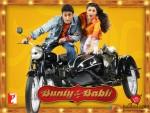 Bunty Aur Babli: Abhishek Bachchan as Rakesh Trivedi / Bunty and Rani Mukerji as Vimmi Saluja / Babli