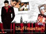 Bluffmaster!: Abhishek Bachchan as Roy Kapoor