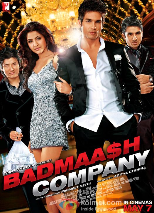 Badmaash Company: Shahid Kapoor as Karan Kapoor