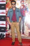 Emraan Hashmi during the trailer launch of movie 'Raja Natwarlal'