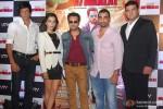 Kay Kay Menon, Humaima Malick, Emraan Hashmi, Kunal Deshmukh and Siddharth Roy Kapur during the trailer launch of movie 'Raja Natwarlal'