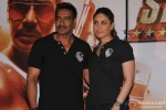 Ajay Devgn, Kareena Kapoor At The Trailer Launch Of Singham Returns