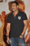 Ajay Devgn Attends The Launch Of Singham Returns' Trailer