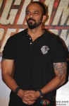 Rohit Shetty At The Trailer Launch Of Singham Returns