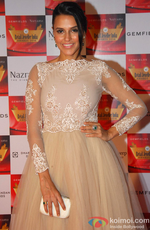 Yami Gautam at 'Retail Jeweller India Awards'