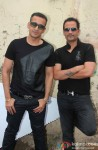 Meet Brothers Snapped On The Sets Of 'Sharafat Gayi Tel Lene'