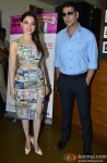 Akshay Kumar, Tamannaah Snapped At The Promotions Of 'Entertainment'