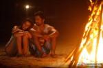 Anindita Nayar and Rannvijay Singh in 3AM Movie Stills