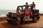Anindita Nayar, Rannvijay Singh, Kavin Dave and Salil Acharya in 3AM Movie Stills