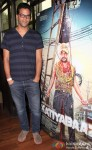 Vikaramaditya Motawane during the music launch of movie 'Katiyabaaz'