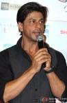 Shah Rukh Khan during the trailer launch of movie 'Ekkees Toppon Ki Salaami'