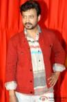 Irrfan Khan during the trailer launch of movie 'Ekkees Toppon Ki Salaami'