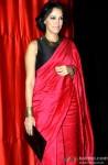 Neha Dhupia during the trailer launch of movie 'Ekkees Toppon Ki Salaami'