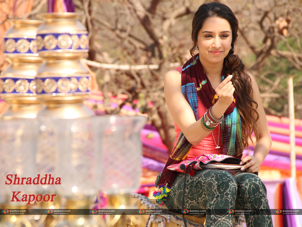 Shraddha Kapoor Wallpaper 6