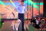 Akshay Kumar during the promotion of movie 'Entertainment' in Bengaluru Pic 2