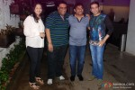 Sujatha Lever, Sajid, Johny Lever, Farhad at the special screening of 'Entertainment'
