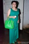 Kiran Juneja at the special screening of 'Entertainment'