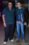 Director duo Sajid-Farhad at the special screening of 'Entertainment'