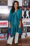 Neha Dhupia During the promotion of movie Ekkees Toppon Ki Salaami Pic 1