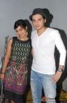 Aditi Sharma and Divyendu Sharma During the promotion of movie Ekkees Toppon Ki Salaami