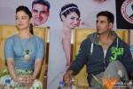 Tamannah, Akshay Kumar Interact With Media At Entertainment Promotions