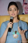 Tamannah At The Promotions of Entertainment In Hyderabad