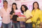 Gul Panag, Milind Soman At Pinkathon Delhi Press Meet