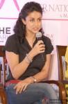 Gul Panag Interacts With Media At Pinkathon Delhi Press Meet