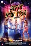 Shah Rukh Khan, Abhishek Bachchan, Boman Irani, Sonu Sood, Deepika Padukone and Vivaan Shah starrer 'Happy New Year' Movie Poster 5