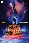 Shah Rukh Khan, Abhishek Bachchan, Boman Irani, Sonu Sood, Deepika Padukone and Vivaan Shah starrer 'Happy New Year' Movie Poster 6
