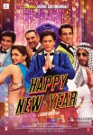 Shah Rukh Khan, Abhishek Bachchan, Boman Irani, Sonu Sood, Deepika Padukone and Vivaan Shah starrer 'Happy New Year' Movie Poster 7
