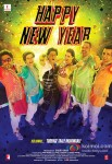 Shah Rukh Khan, Abhishek Bachchan, Boman Irani, Sonu Sood, Deepika Padukone and Vivaan Shah starrer 'Happy New Year' Movie Poster 9