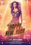 Shah Rukh Khan, Abhishek Bachchan, Boman Irani, Sonu Sood, Deepika Padukone and Vivaan Shah starrer 'Happy New Year' Movie Poster 11