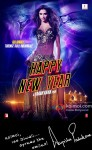 Deepika Padukone in a 'Happy New Year' Movie Poster