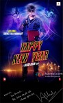 Vivaan Shah in a 'Happy New Year' Movie Poster