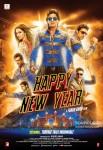 Shah Rukh Khan, Abhishek Bachchan, Boman Irani, Sonu Sood, Deepika Padukone and Vivaan Shah starrer 'Happy New Year' Movie Poster 2