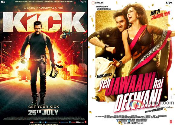 Kick Beats Yeh Jawaani Hai Deewani Collection