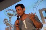 Aamir Khan during the Launch of 2nd Poster Of PK Pic 2