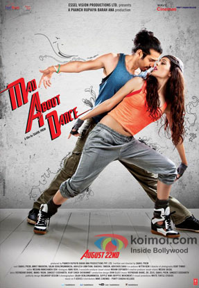 Mad About Dance (MAD) Movie Poster