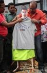 MLA Krishna Hegde Puts Clothes On Aamir Khan's 'PK' Poster Pic 3