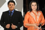Comedian 'Bhaai' Sajid & Filmy 'Behen' Farah