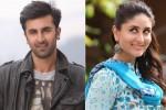 Handsome 'Bhaai' Ranbir & Nawabi 'Behen' Kareena