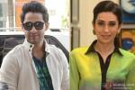 Young 'Bhaai' Armaan & Badi 'Behen' Karisma