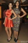 Naura Fathi , Himarsha V At The Trailer Launch Of 'Roar'
